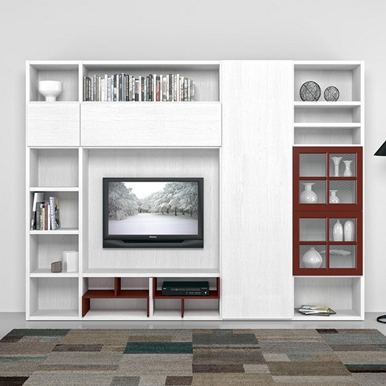 Wonderful Best Long Low TV Stands Regarding Furniture Tall Corner Tv Unit Long Low Tv Cabinet Used Tv Stands (Image 47 of 50)