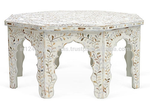Wonderful Best Mother Of Pearl Coffee Tables For Mother Of Pearl Inlay Mother Of Pearl Inlay Suppliers And (Image 43 of 50)