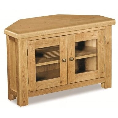 Wonderful Best Oak TV Stands For Flat Screen Pertaining To Best 25 Oak Corner Tv Stand Ideas On Pinterest Corner Tv (Image 45 of 50)
