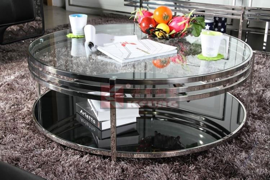 Wonderful Best Oval Mirrored Coffee Tables Pertaining To Coffee Table Mirror (Photo 10 of 50)