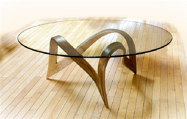 Wonderful Best Round Glass And Wood Coffee Tables With Regard To Medium Size Of Coffee Tableglass Coffee Tables Modern Glass Coffee (View 41 of 50)