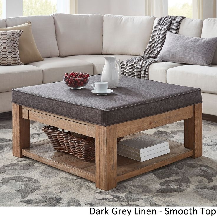 Wonderful Best Square Storage Coffee Table With Coffee Table Appealing Square Storage Ottoman Coffee Table (Image 49 of 50)