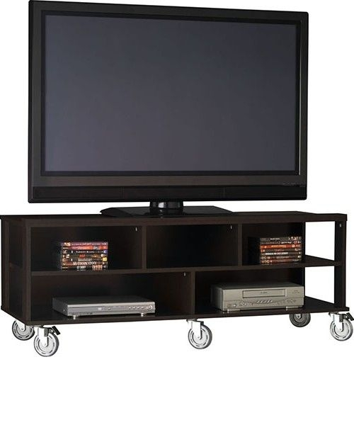 Wonderful Best Wooden TV Stands With Wheels With Best 20 Tv Stand On Wheels Ideas On Pinterest Tv Storage Tv (Image 49 of 50)