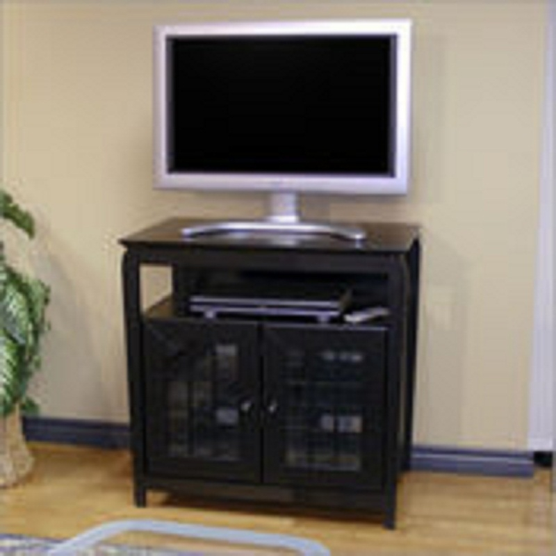 Wonderful Brand New 32 Inch TV Stands With Tech Craft Veneto Series Hi Boy Tv Cabinet For 20 32 Inch Screens (Image 48 of 50)