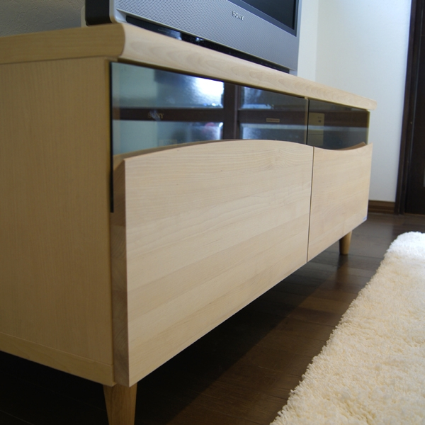 Wonderful Brand New Birch TV Stands Pertaining To Grove Rakuten Global Market Es Tv Stand 120 Cm Snack Lowboard (Image 46 of 50)