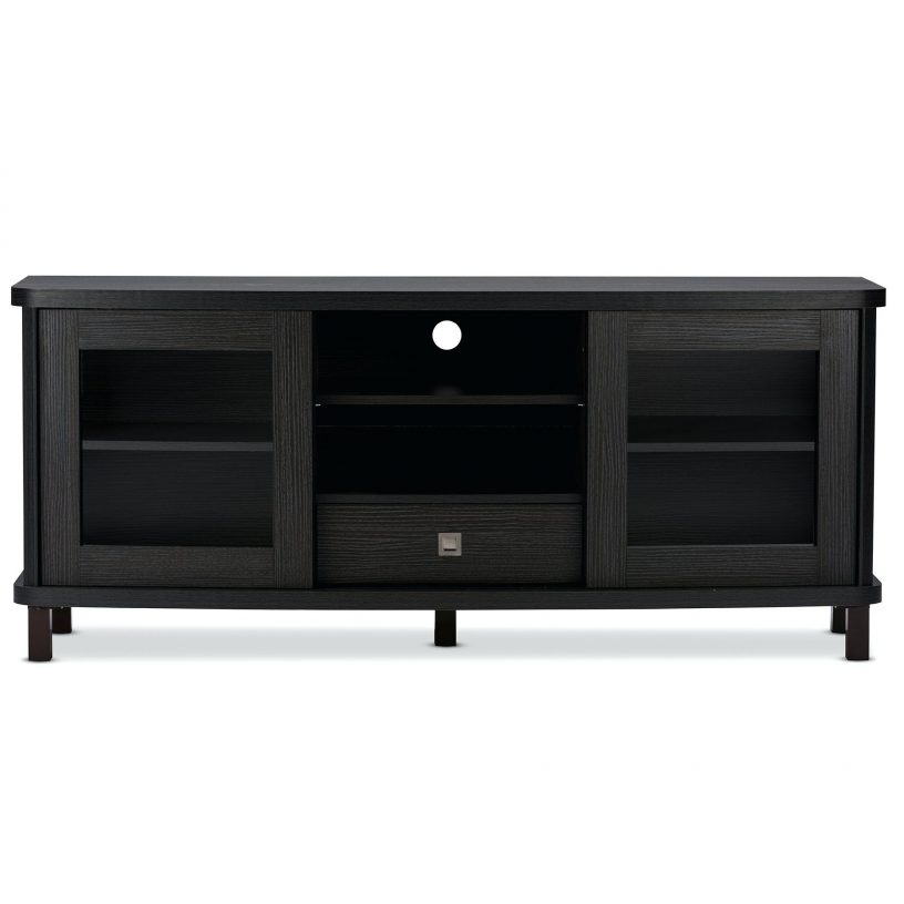 Wonderful Brand New Black Corner TV Cabinets With Glass Doors In Cabinet Black Corner Tv Stand Long From Sliding Doorssliding Doors (Image 45 of 50)