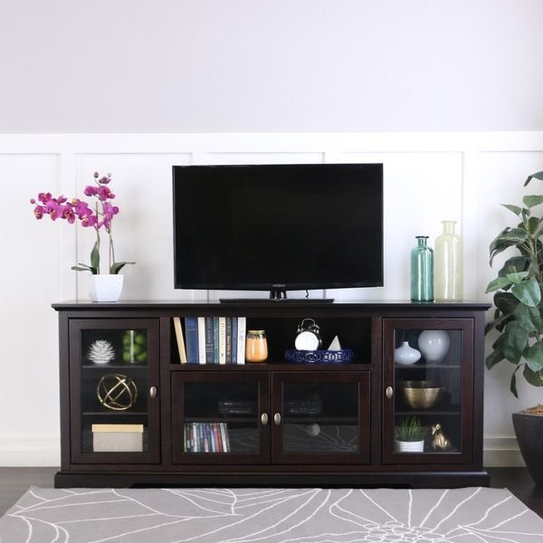 Wonderful Brand New Espresso TV Cabinets Regarding Best 20 Tv Stand Decor Ideas On Pinterest Tv Decor Tv Wall (Image 45 of 50)