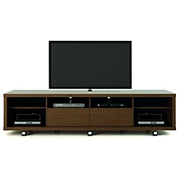 Wonderful Brand New Freestanding TV Stands In Amazon Manhattan Comfort Cabrini 22 Stand Collection Free (View 38 of 50)