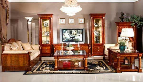 Wonderful Brand New Gold TV Stands Throughout Ellada Gold Exclusive Entertainment Collection Tv Stand Tv Stands (Image 43 of 50)