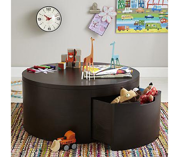 Wonderful Brand New Kids Coffee Tables Intended For Storage Coffee Table Kid Crave (Image 49 of 50)