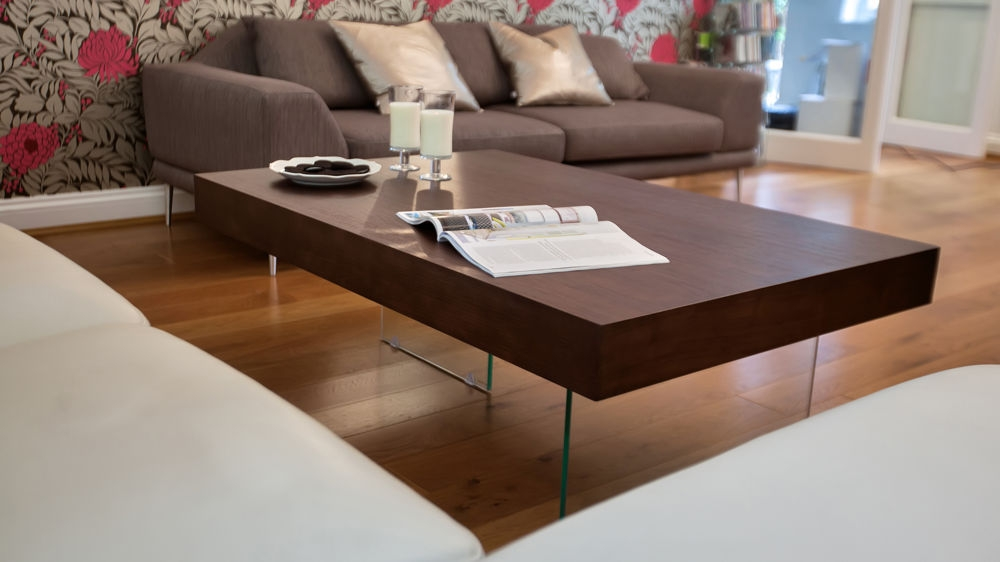 Wonderful Brand New Large Glass Coffee Tables With Large Modern Dark Wood Coffee Table Clear Glass Legs Uk Jericho (Image 45 of 50)