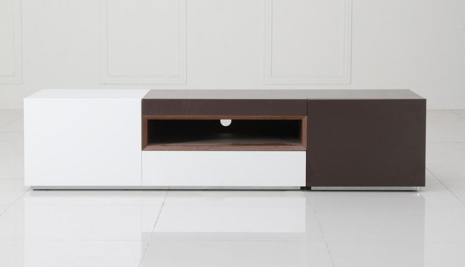 Wonderful Brand New Modern Low TV Stands Within Stylish Tv Stands Furniture American Hwy (View 3 of 50)