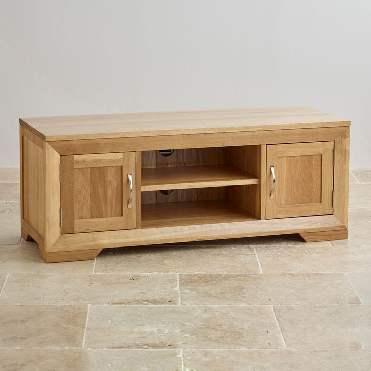 Wonderful Brand New Oak Furniture TV Stands In 13 Best Tv Stands Images On Pinterest Tv Stands Tv Units And (Image 44 of 50)