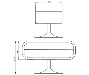 Wonderful Brand New Opod TV Stands White Pertaining To Techlink Op80w Tv Stands (Image 47 of 50)