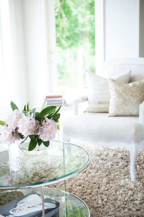 Wonderful Brand New White French Coffee Tables Within French Living Room Coffee Table Design Ideas (Image 48 of 50)