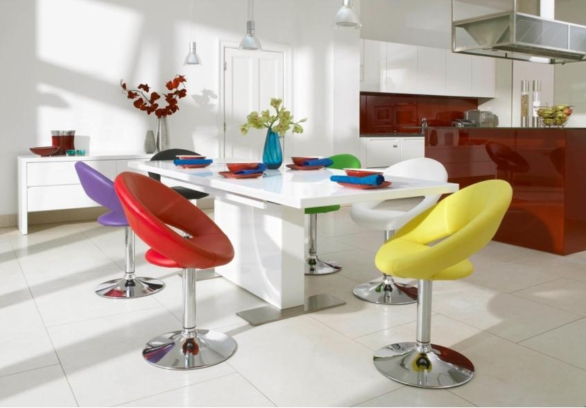 Wonderful Coloured Dining Room Chairs Pictures – 3D House Designs Intended For Colourful Dining Tables And Chairs (Image 19 of 20)