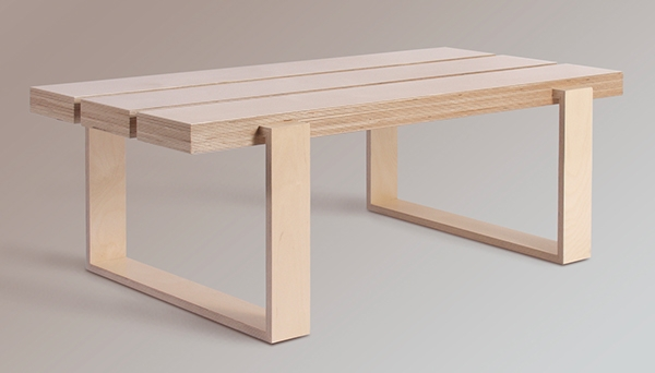 Wonderful Common Birch Coffee Tables Regarding Birch Ply Coffee Table On Behance (Image 48 of 50)