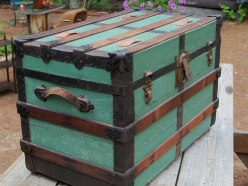 Wonderful Common Old Trunks As Coffee Tables Inside Best 20 Chest Coffee Tables Ideas On Pinterest Used Coffee (Image 47 of 50)