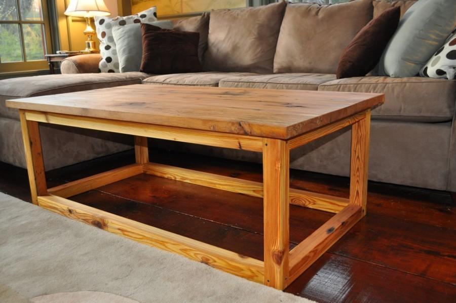 Wonderful Common Pine Coffee Tables Inside Pine Coffee Table (View 25 of 50)