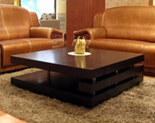 Wonderful Common Square Dark Wood Coffee Tables Within 16 Best High Gloss Images On Pinterest High Gloss Bedroom (Image 47 of 50)
