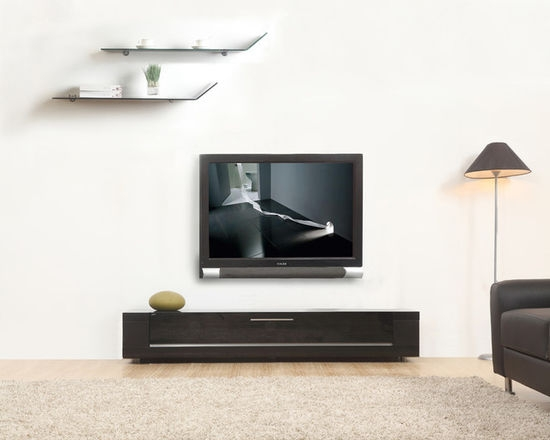 Wonderful Deluxe BModern TV Stands Regarding Modern Wall Units And Tv Stands (View 44 of 50)