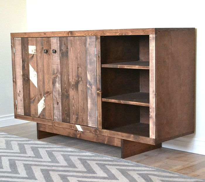 Wonderful Deluxe Emerson TV Stands Regarding 671 Best Furniture Makeovers Images On Pinterest (View 33 of 50)