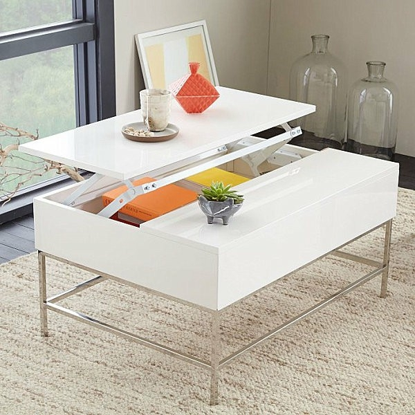 Wonderful Deluxe Extendable Coffee Tables Pertaining To Extendable Coffee Table Idi Design (View 3 of 40)
