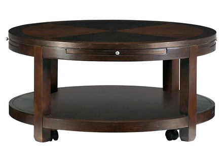 Wonderful Deluxe Half Circle Coffee Tables Inside Circle Coffee Tables Jerichomafjarproject (Photo 10 of 40)