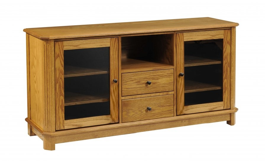 Wonderful Deluxe Maple Wood TV Stands Throughout Franchi Tv Stands Amish Interiors North Star Trader Amish (View 17 of 50)