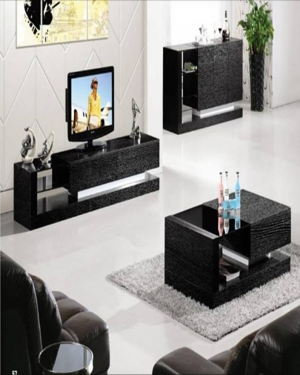 Wonderful Deluxe Matching Tv Unit And Coffee Tables In Coffee Table Tv Unit And Coffee Table Set Matching Decoration (Image 39 of 40)