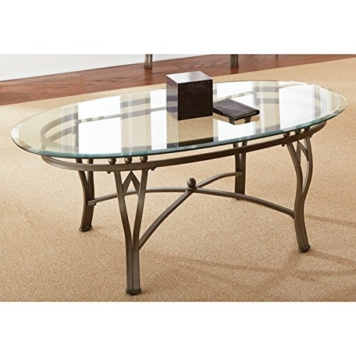 Wonderful Deluxe Metal Oval Coffee Tables Intended For Oval Coffee Table Metal Amazon (Image 48 of 50)
