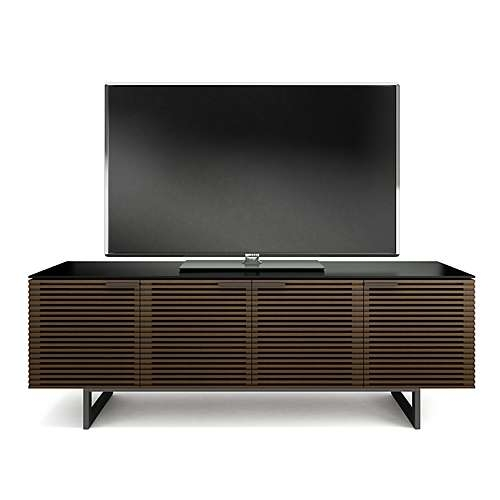 Wonderful Deluxe Modern Low Profile TV Stands Pertaining To Modern Tv Stand Entertainment Centers Media Consoles Yliving (View 21 of 50)