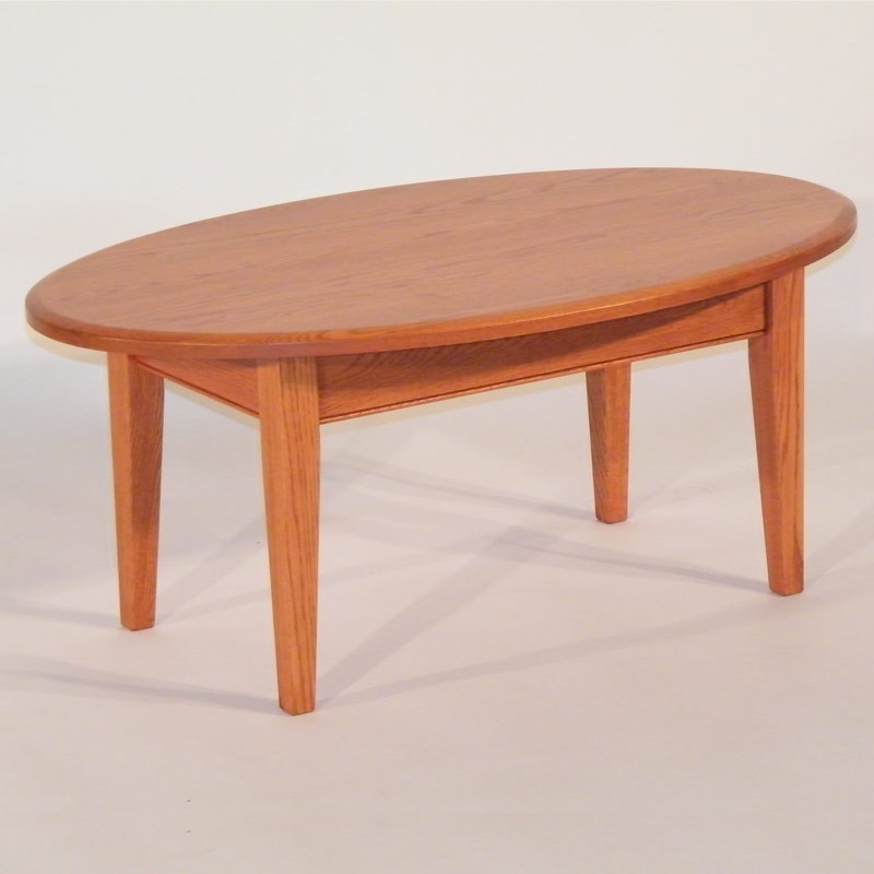 Wonderful Deluxe Oval Wood Coffee Tables Regarding Coffee Table Surprising Oval Wood Coffee Table Style Oval Glass (Image 48 of 50)