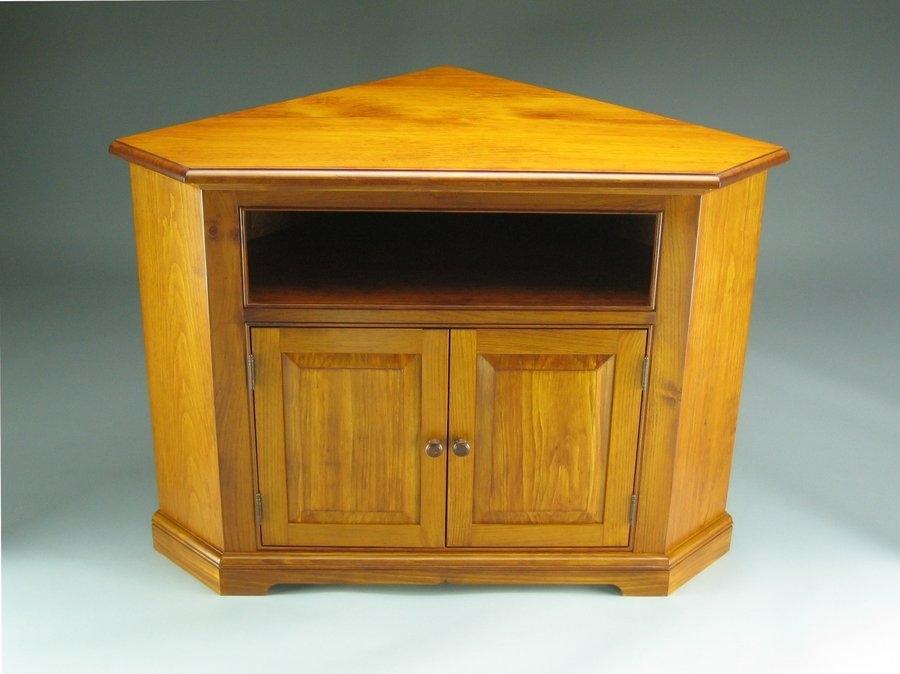 Wonderful Deluxe Pine Corner TV Stands Pertaining To Pine Corner Tv Stand Senomozi Lumberjocks Woodworking (Image 47 of 50)