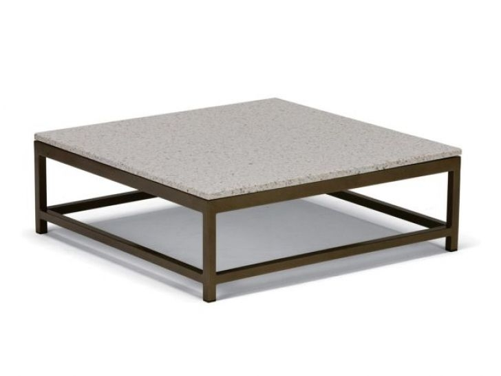 Wonderful Deluxe Square Stone Coffee Tables With Regard To Square Marble Coffee Table Biantable (Image 38 of 40)