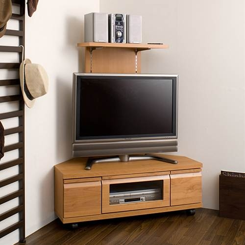 Wonderful Deluxe Triangle TV Stands Throughout Kagumaru Rakuten Global Market Tv Stand Corner Type Completed (Image 45 of 50)