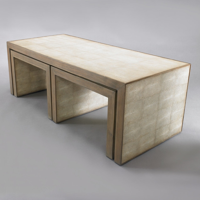Wonderful Elite Nest Coffee Tables Pertaining To Nest Of Coffee Tables Modern Table And Estate (Image 47 of 50)