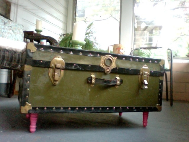 Wonderful Elite Old Trunks As Coffee Tables Throughout Pinterestteki En Iyi 111 New And Old And Vintage Trunks Grntleri (Image 48 of 50)