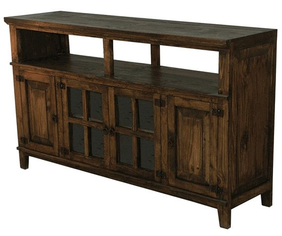 Wonderful Elite Rustic Looking TV Stands Intended For Best 25 Dark Wood Tv Stand Ideas On Pinterest Rustic Tv Stands (Image 44 of 50)