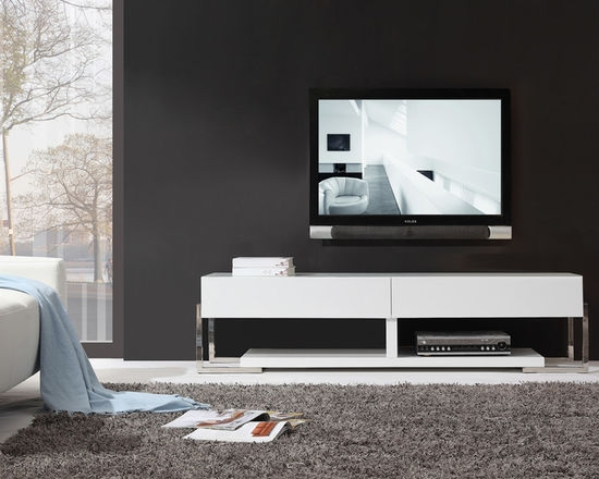 Wonderful Elite Smoked Glass TV Stands Regarding Modern Wall Units And Tv Stands (Image 46 of 50)