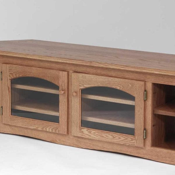 Wonderful Famous Country Style TV Stands Regarding Solid Oak Country Style Corner Tv Stand 60 The Oak Furniture Shop (View 19 of 50)