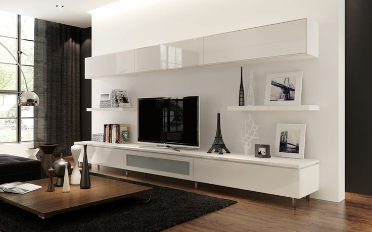 Wonderful Famous Fancy TV Cabinets Within Amusing Floating Wall Shelves Tv A614b0ca7b83dcd7d5296a781f9250ab (Image 46 of 50)