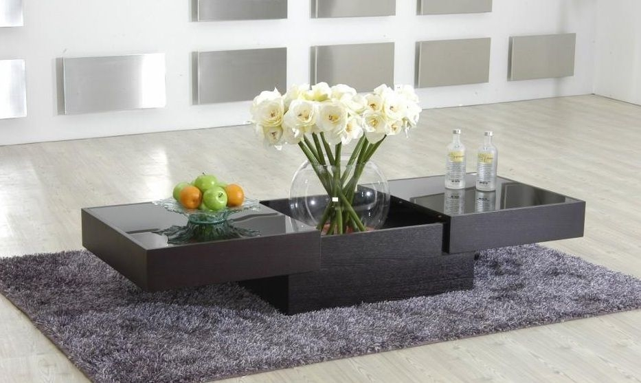 Wonderful Famous Glass Coffee Tables With Storage For Modern Contemporary Coffee Tables Classic Cocktail Tables (Image 47 of 50)