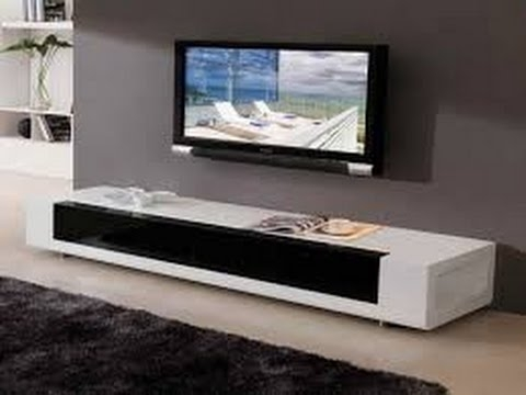 Wonderful Famous Modern TV Stands With Regard To Diy Modern Tv Stand Diy Ideas Home Ideas Modern Style Tv (View 5 of 50)