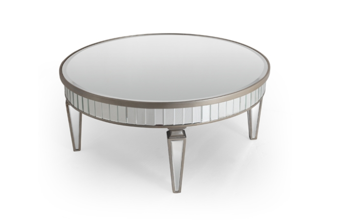 Wonderful Famous Round Mirrored Coffee Tables With Coffee Table Round Mirrored Coffee Table Design Ideas Glass Top (Image 39 of 40)