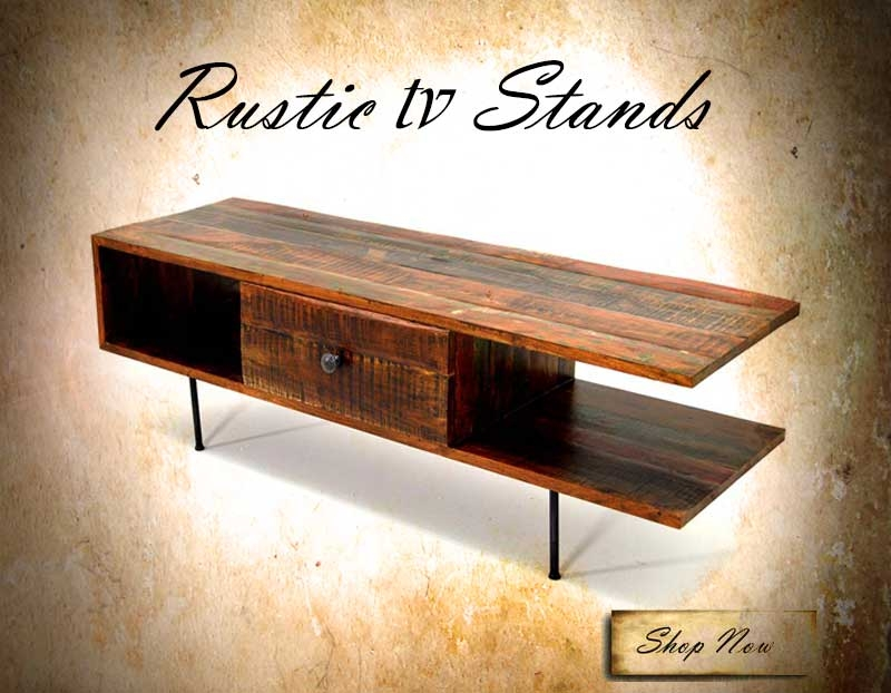 Wonderful Famous Rustic TV Stands For Sale For Top Rustic Tv Stands For Sale (Image 49 of 50)