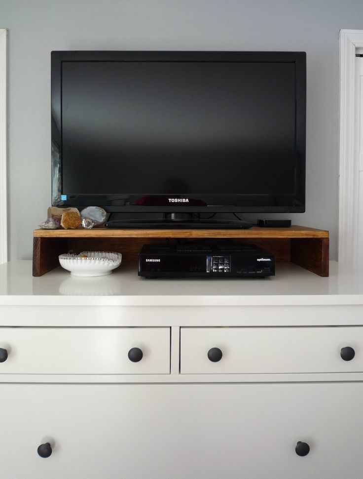 Featured Image of Small TV Stands For Top Of Dresser