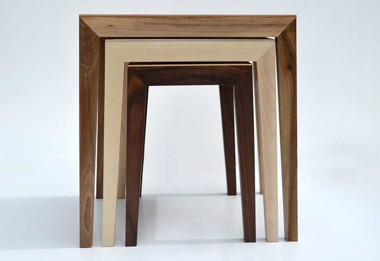 Wonderful Famous Stackable Coffee Tables Throughout Theo Table Stackable Coffee Table Theo Collection Sixay (Image 46 of 50)
