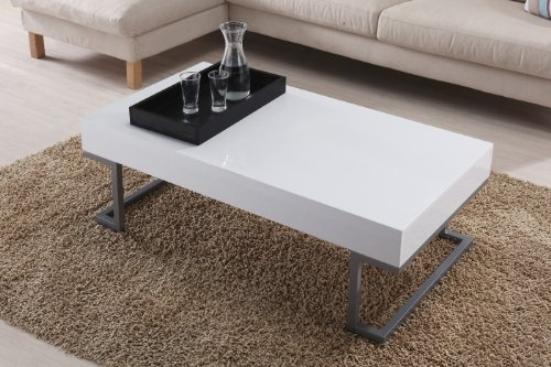 Wonderful Famous Verona Coffee Tables Throughout Amazon Iohomes Verona Rectangular Coffee Table And Serving (Image 50 of 50)