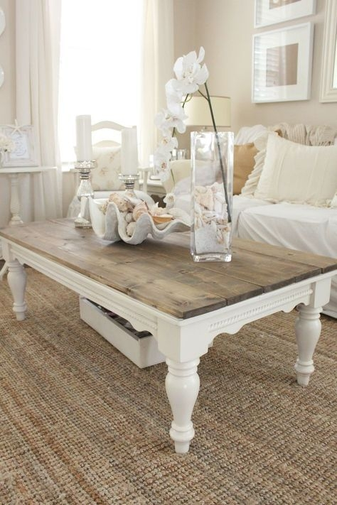 Wonderful Fashionable French White Coffee Tables With Best 25 French Table Ideas Only On Pinterest Shab Chic Dining (Photo 41 of 50)
